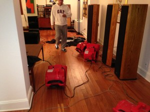 Water-Damage-Machine-Walnut Creek CA